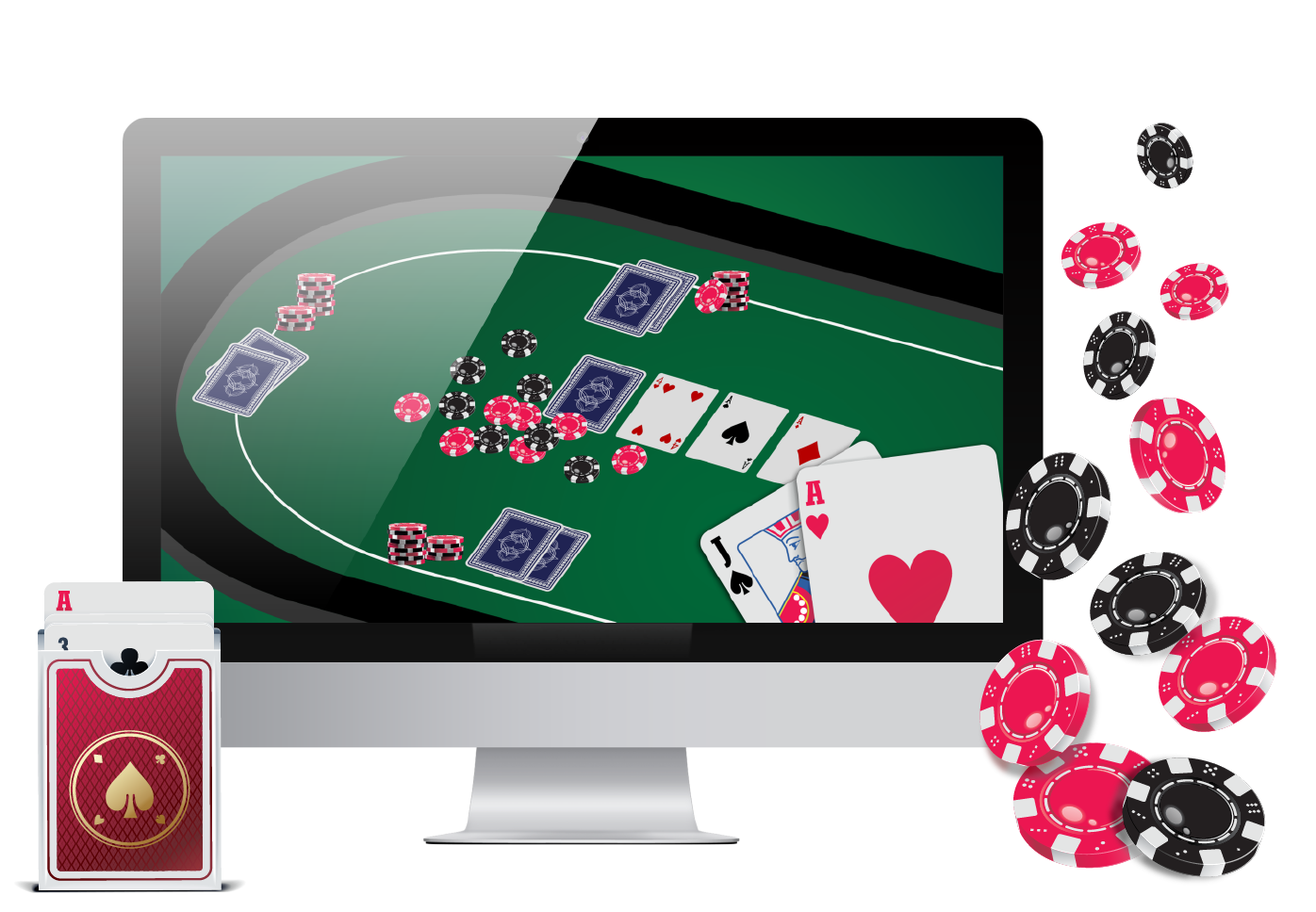 The Facts of Poker Online Games