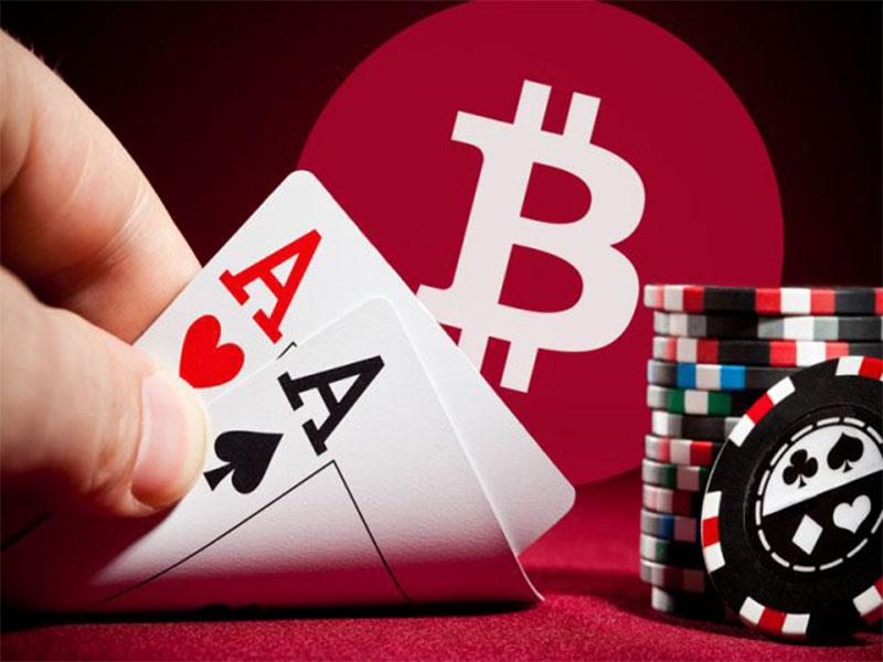 bitcoin casino betting
