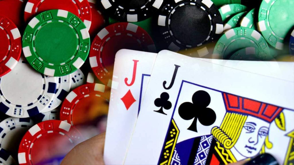 web poker game
